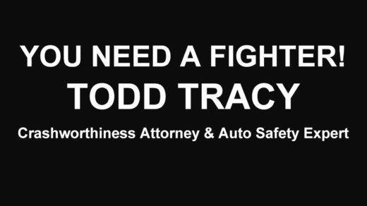 Personal Injury Lawyer Todd Tracy Has Recovered $1Billion For Traumatic Injuries And Death From The Biggest Carmakers In The World